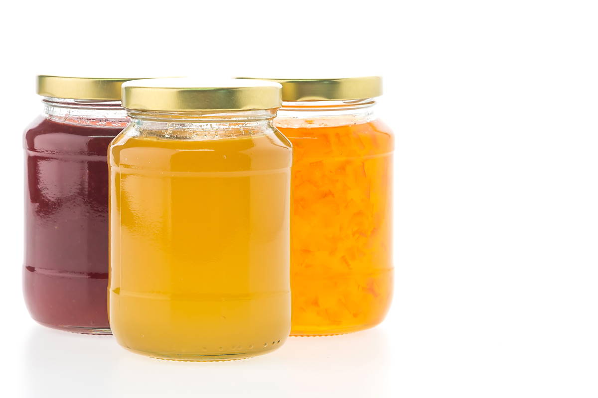 Marmellata d'arance
